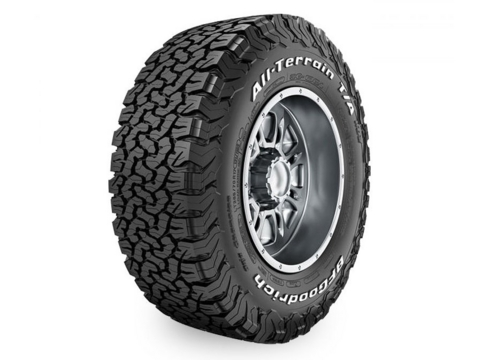 Шина BF Goodrich LT 235/70R16 104/101S AT KO2