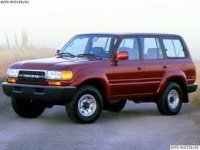 "Toyota Land Cruiser 80, лифт 3"" (75мм)"