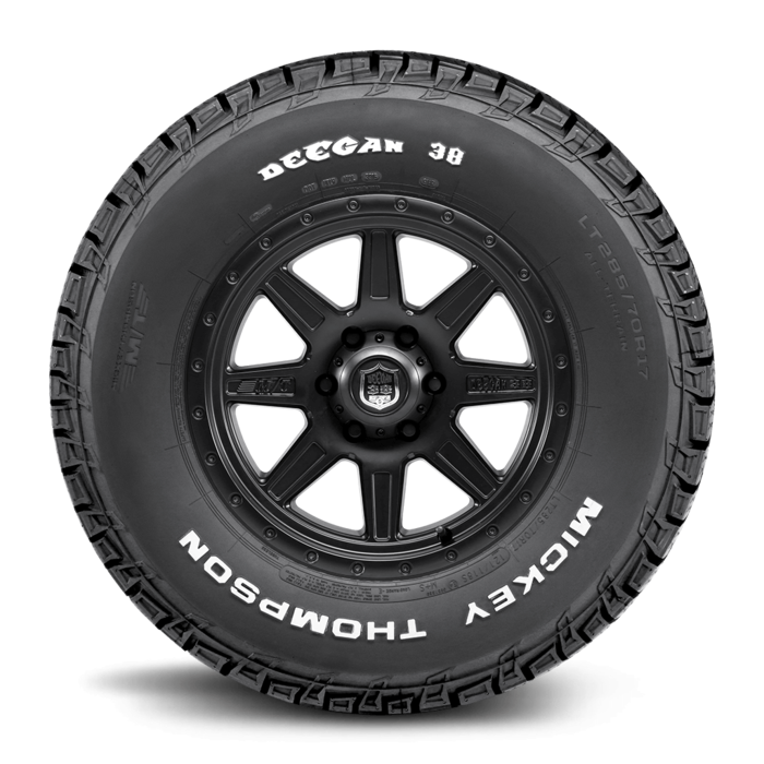 Шина Mickey Thompson LT265/65R17 120/117R OWL Deegan 38 A/T