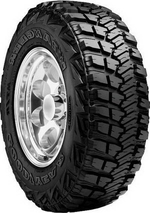 Шина Goodyear MT/R with KEVLAR LT245/75R17 121Q E WRL BSL